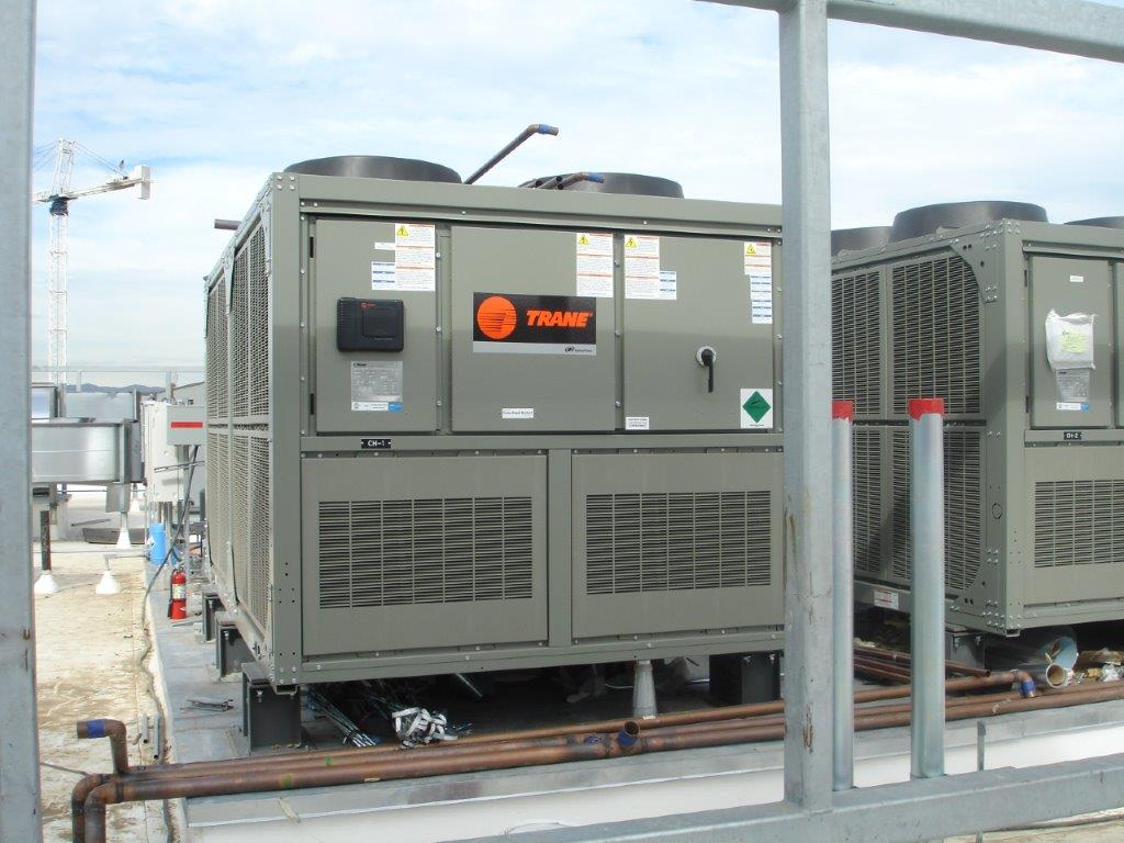 Air Cooled Chiller_IMAX